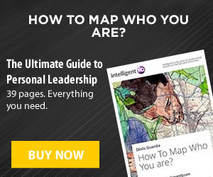 how to map who you are
