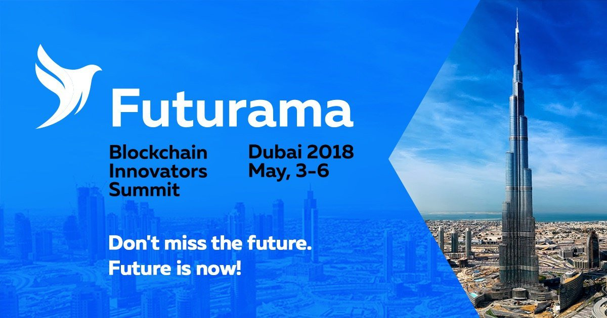 banner - AI, Virtual Reality and Blockchain Meet Up in Dubai's Futurama Summit