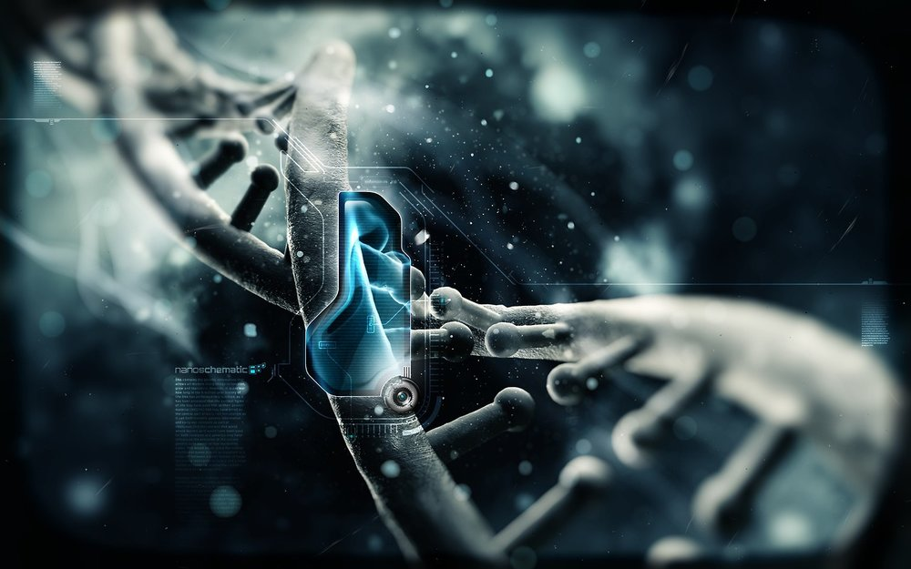Hacking The DNA of Humanity with Blockchain and AI