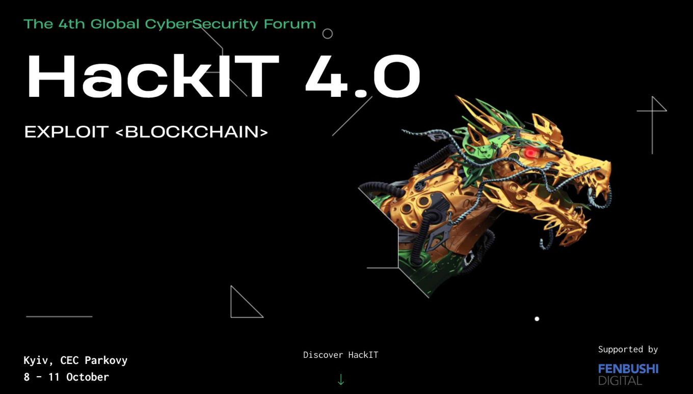 hackit event - Blockchain Stands Up Against Cyber-Crime at the Next HackIT Event