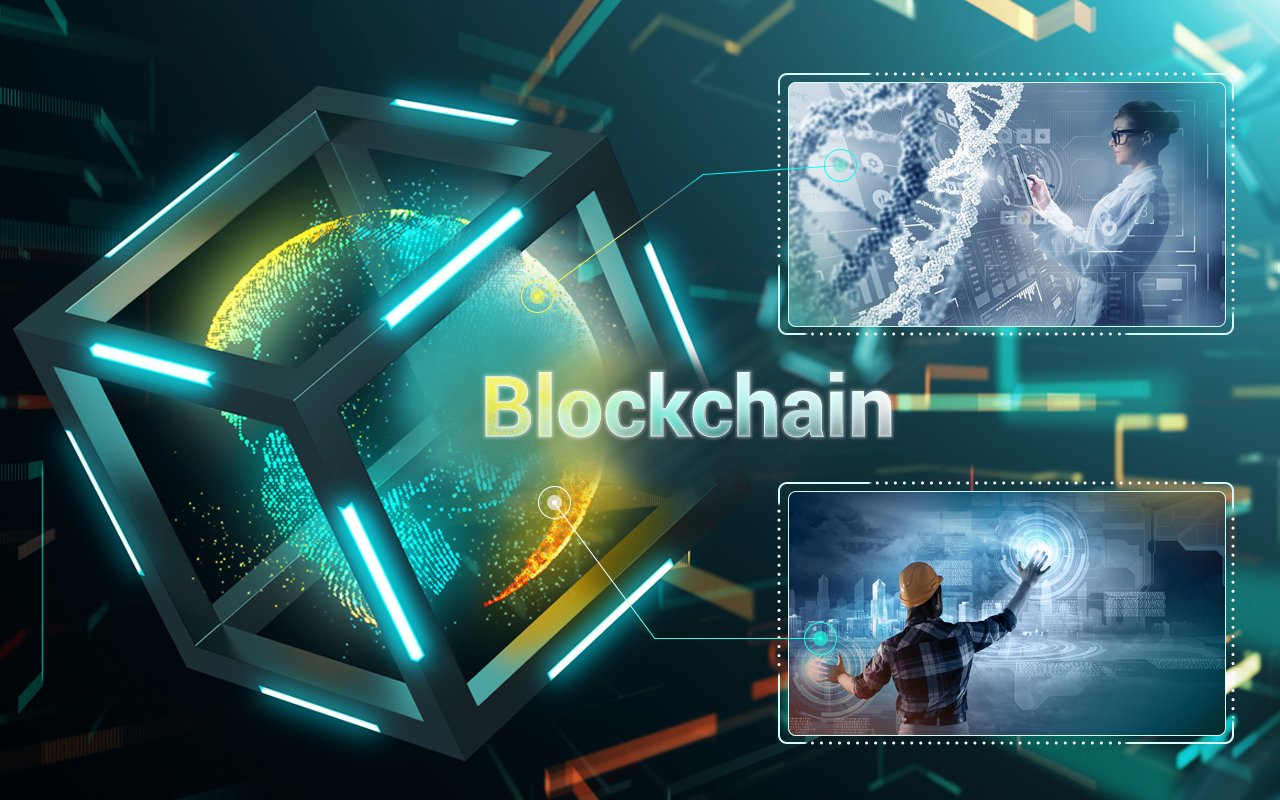 How the Blockchain Technology Is Becoming a Part of Our Lives