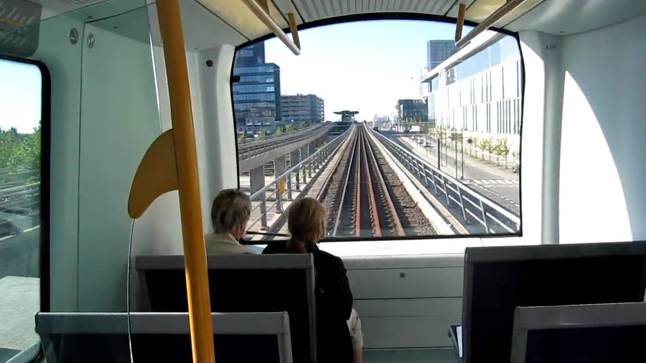 driverless metro in Copenhagen - Guide to How Artificial Intelligence Can Change The World - Part 1