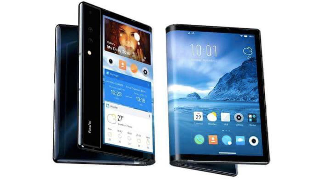FlexPai: World's First Foldable Smartphone and Tablet In One