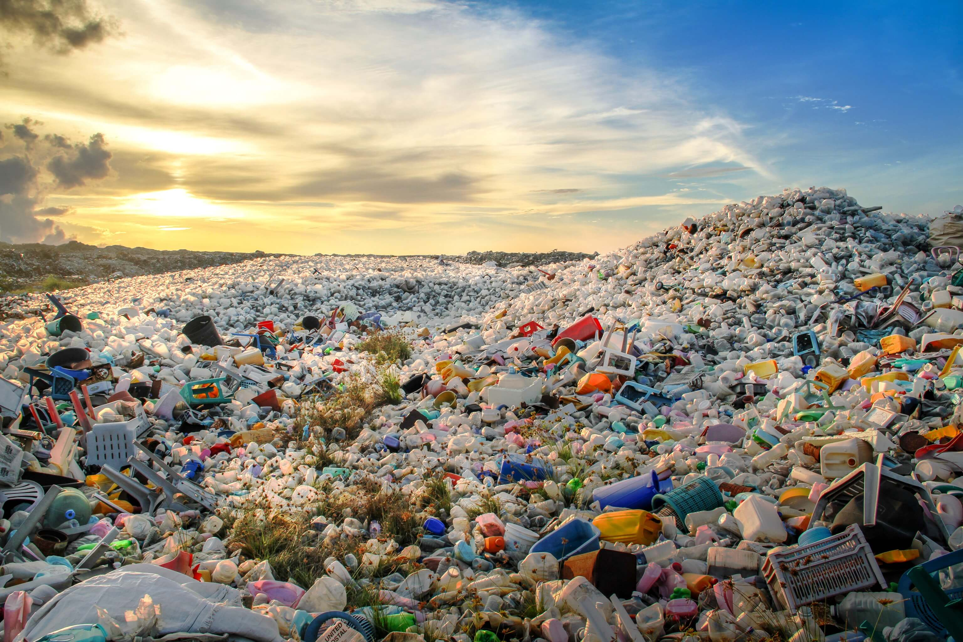 Study Melting Plastic Waste Could Fuel Cars And Heat Homes