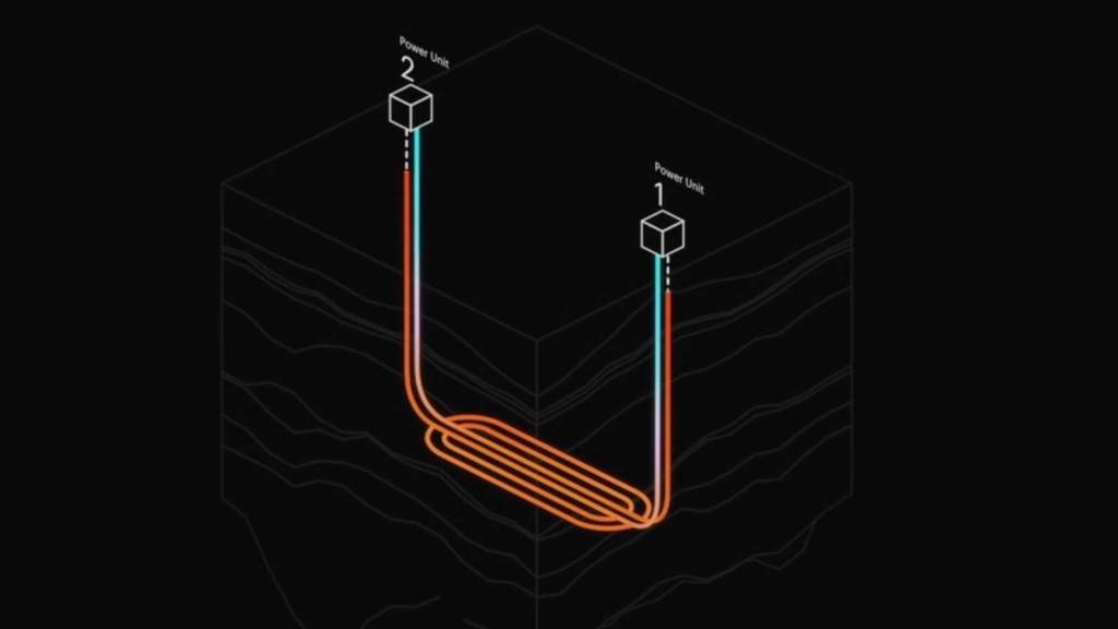 The Eavor Loop is a new type of geothermal energy project currently being piloted in Canada