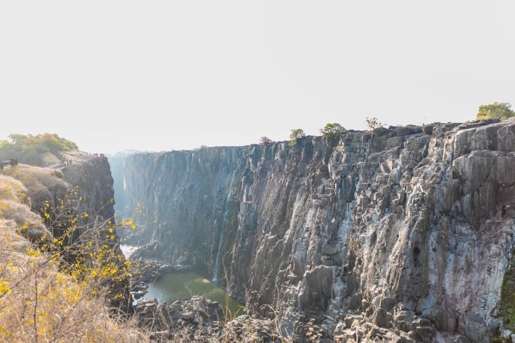 Millions Affected By Victoria Falls Severe Drought