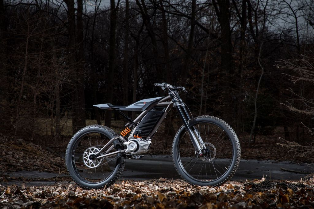 Harley Concept electric bicycle