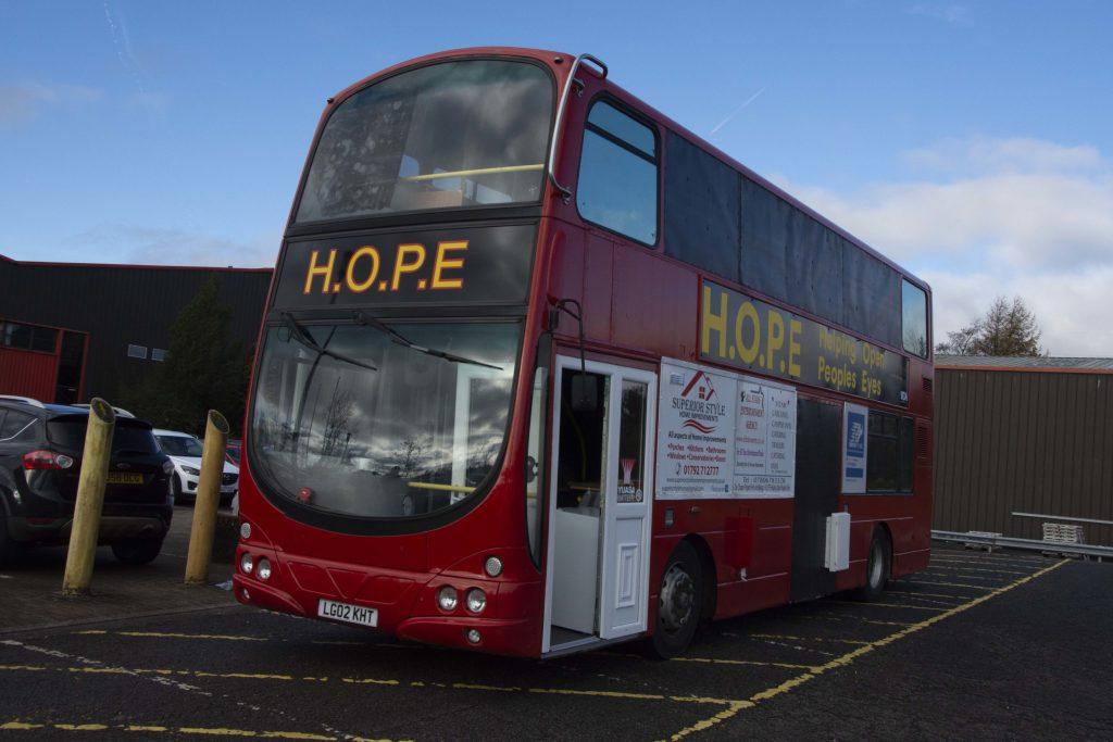 HOPE bus