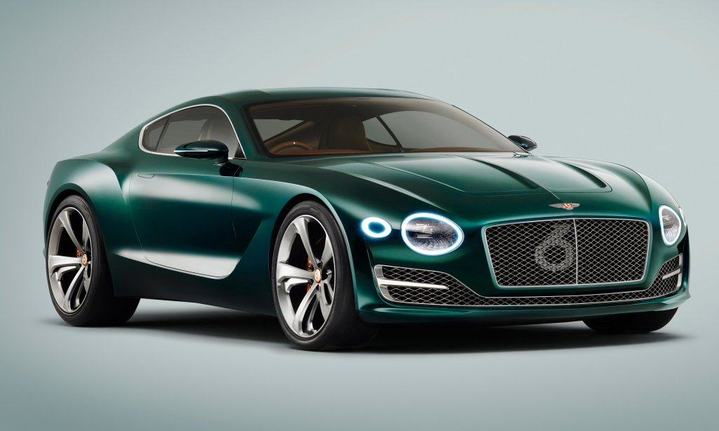 Bentley Looks To Release First Fully Electric Vehicle by 2025 – Intelligent  Living