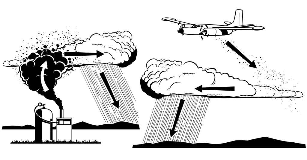 China Spreads Weather Modification Program Across Half The Country
