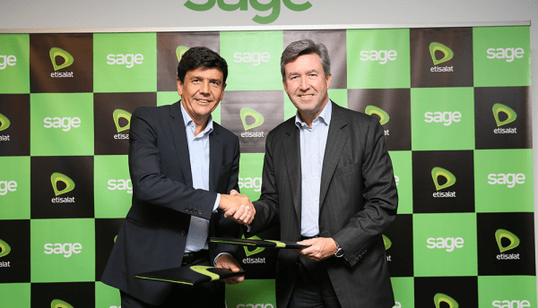 Etisalat partners with Sage to offer accounting solutions for SMBs
