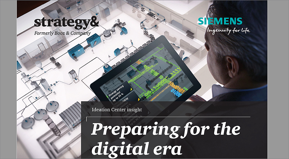 Less than 1% of GCC companies have chief digital officer, Siemens and Strategy& survey
