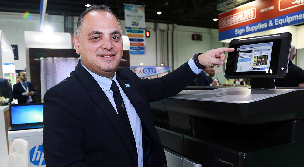 HP repositions as printing vendor for specialised materials and applications