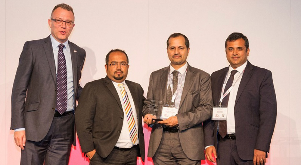 TransSys wins Oracle CX cloud partner award for GCC region