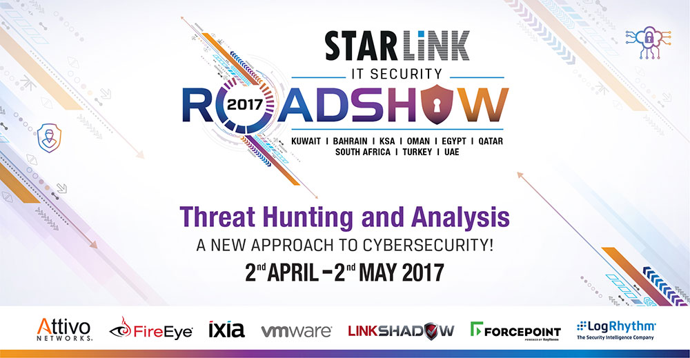 StarLink to host IT Security Roadshow across ME, Turkey and Africa