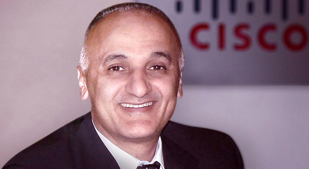 Ali Amer to lead Cisco's MEA Global Service Provider business