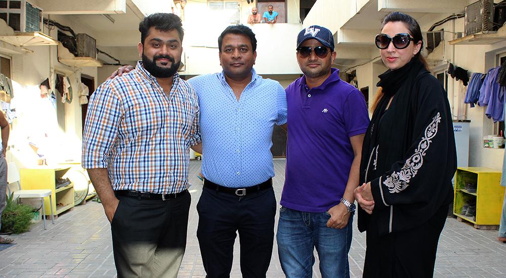 Dubai Computer Group organises CSR drive at Sonapur labor camp
