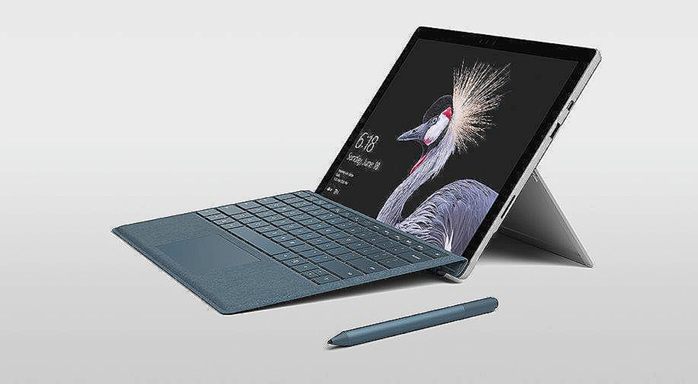 New Microsoft Surface Pro tablet launched in UAE