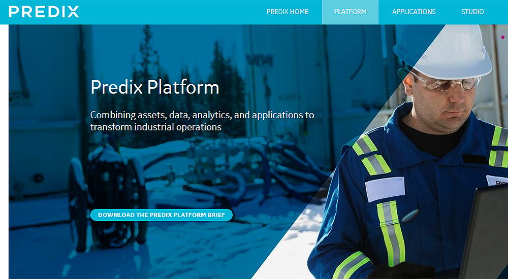 Apple partners with GE to host Predix Industrial Applications on iPhone, iPad