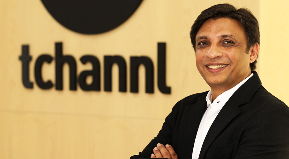Launching tomorrow's telecom brands – Sandeep Saihgal