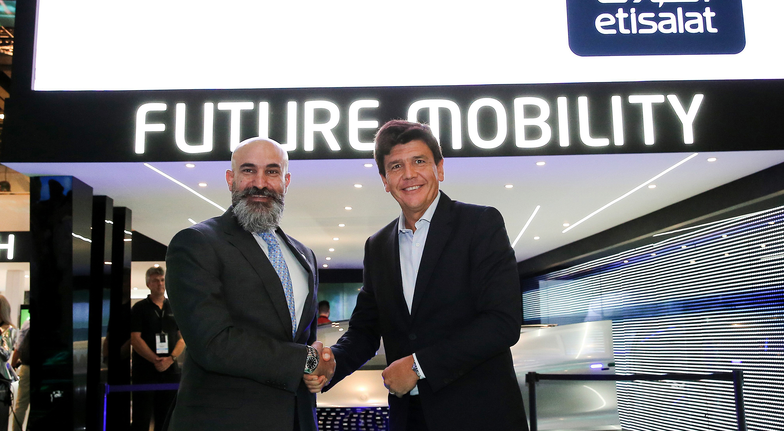 Etisalat and Cisco launch secured network cloud with wireless access