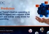 Digital transformation spending in META region to surpass $38B by 2021, IDC