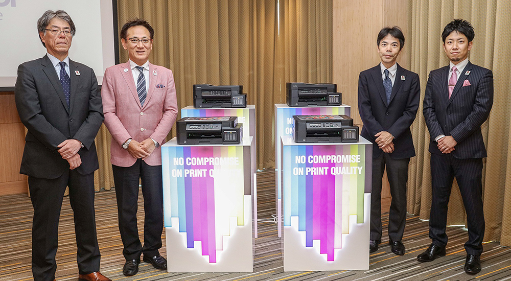 Brother launches multi-function inkjet series printers for Middle East and Africa