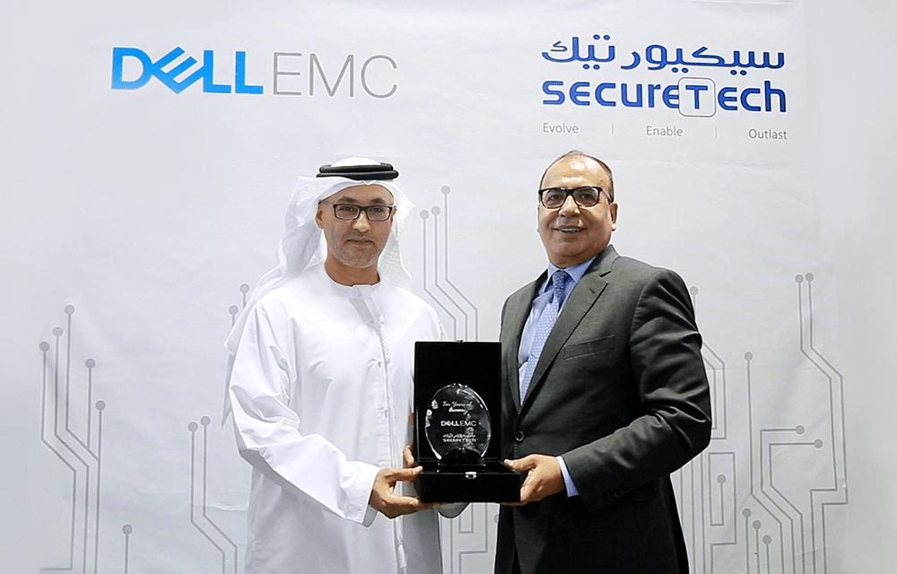 Dell EMC and SecureTech celebrate 10 years of successful partnership