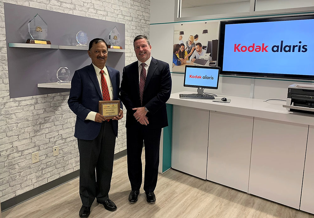 Kodak Alaris and Newgen Software to enable digital workplace solutions
