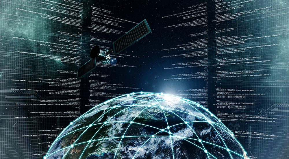 Demand for VSAT satellite services is growing in Africa