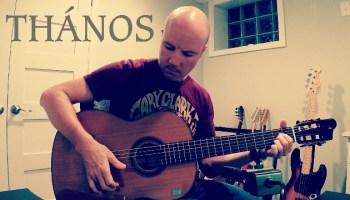 A Quiet Place: A Quiet Life for guitar (Marco Beltrami) + TAB