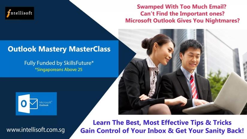 Intellisoft Outlook Training Singapore