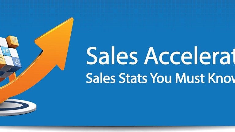 Sales Acceleration Stats You Need to Know [Infographic]