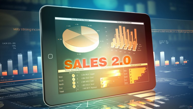 What does Sales 2.0 mean?