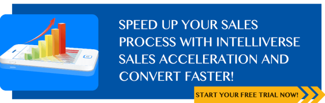 Speed up your sales process with Intelliverse Sales Acceleration and convert faster
