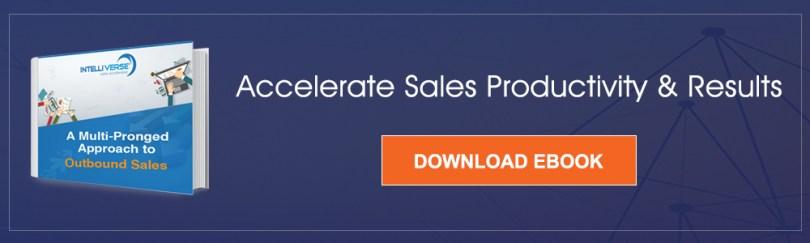 Accelerate Sales Productivity-eBook