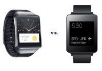Samsung Gear Live vs LG G Watch – Which is Better