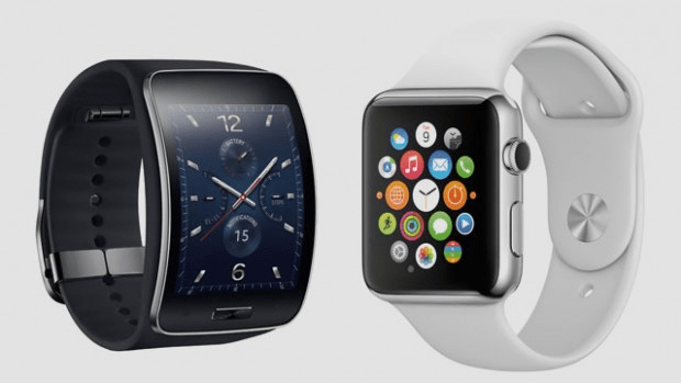 The Apple Watch vs Samsung Gear S - A Comparison