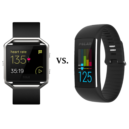 Polar A360 vs. Fitbit Blaze: Which Fitness Smartwatch Will You Love More?