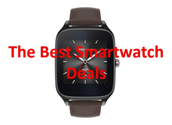cyber monday smartwatch deals