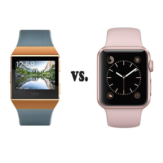 Fitbit Ionic vs Apple Watch 2 04