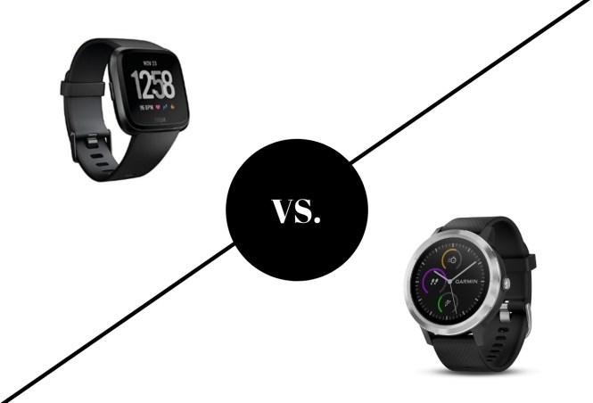 Fitbit Versa vs. Garmin Vivoactive 3 Which One Should You Wear on Your Wrist