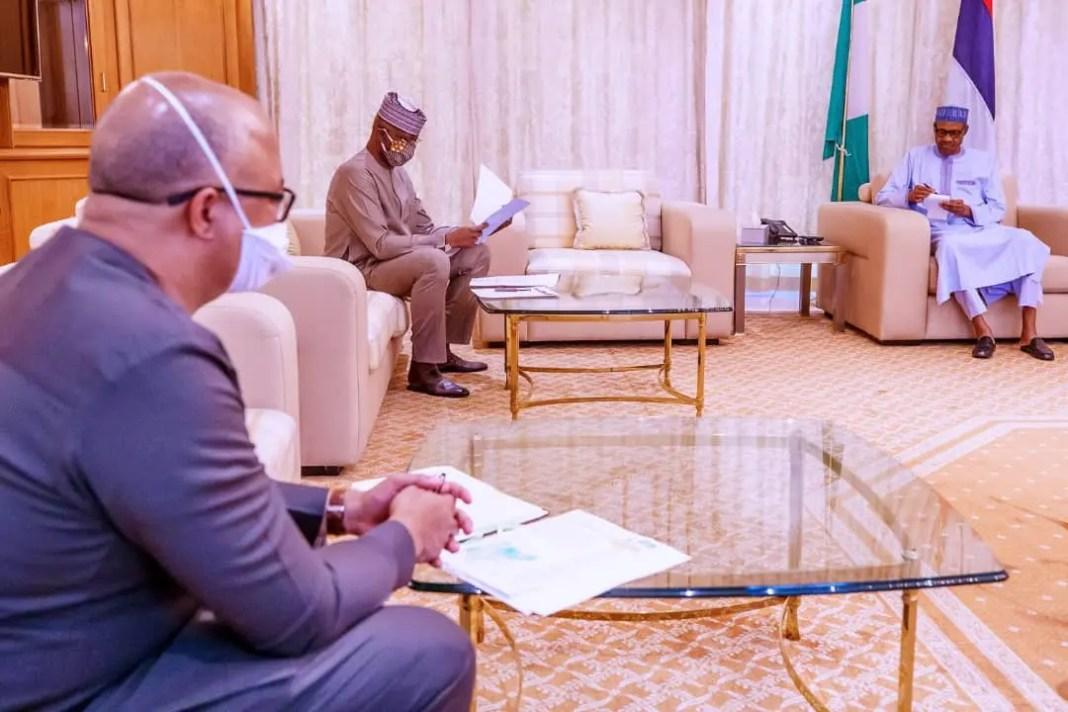 Buhari and Task Force