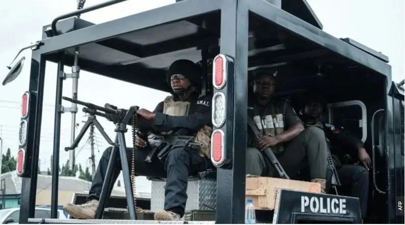 Oyo Bank Robbery