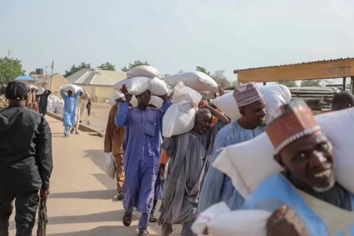 Zulum IDPs