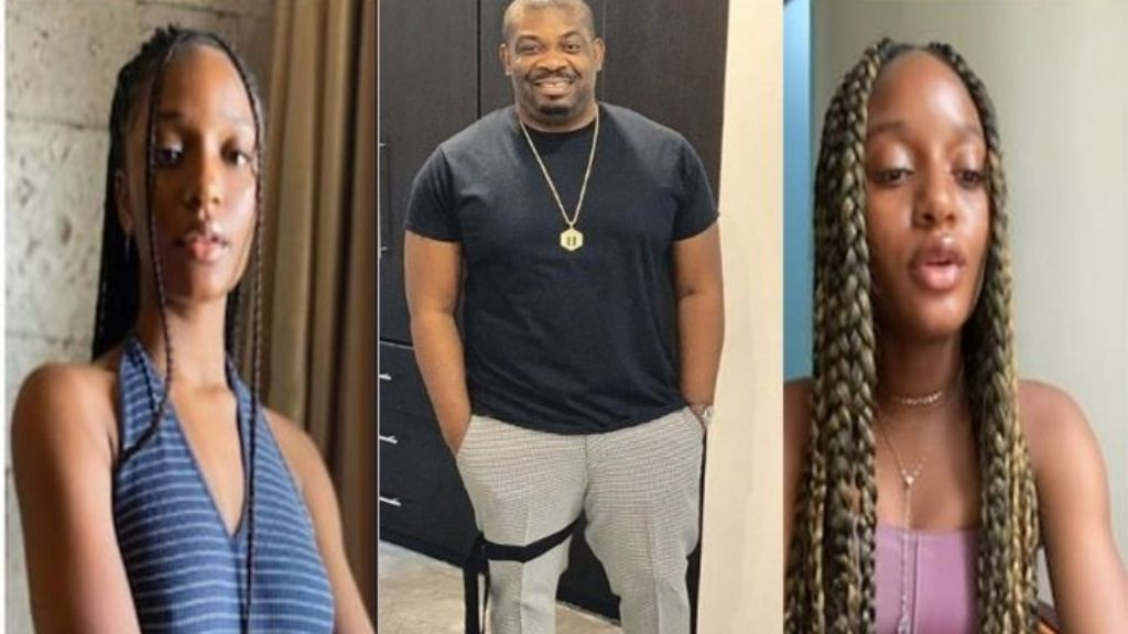 Don Jazzy Signs 18-Year-Old Songster, Ayra To Mavin Label (video)