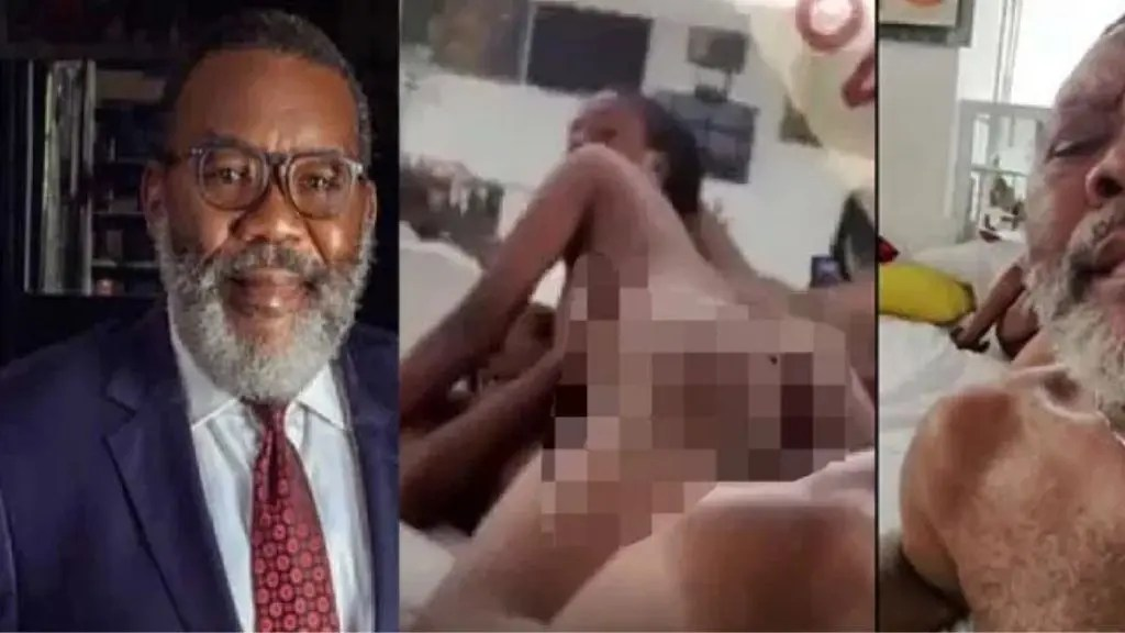 Leaked S3xtape Of Imo State PCC Commissioner, Willy Amadi Goes Viral (Video)