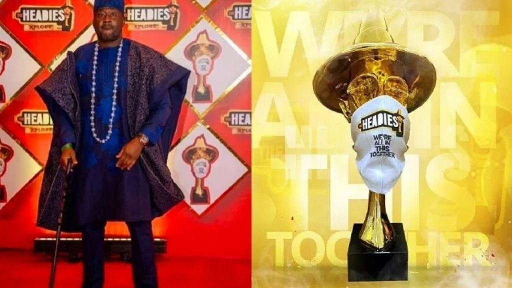 Desmond Elliot dragged over appearance at Headies Awards