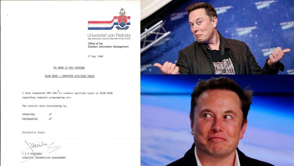 Elon Musk Result