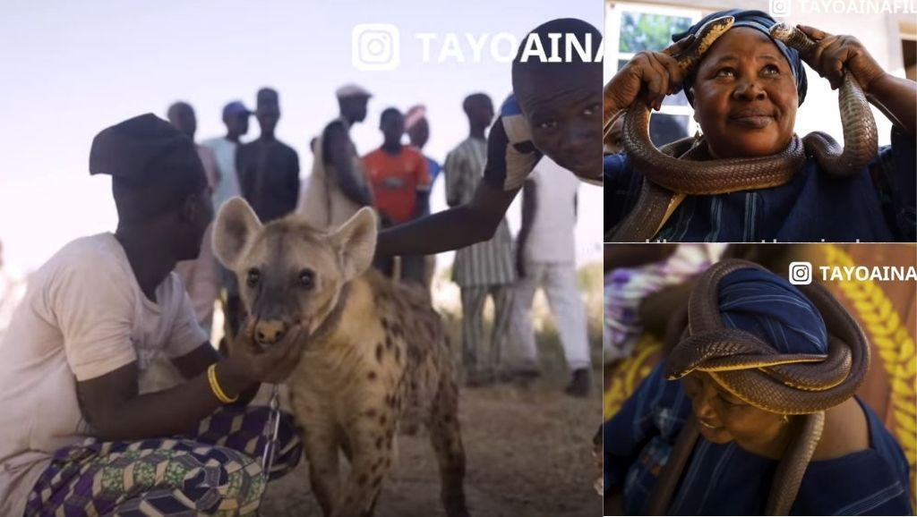 The Mysterious Hyena Men of Nigeria